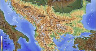Balkan-mountains-high-map